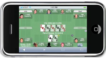 poker uhr app