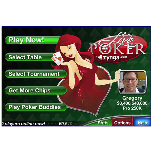 Poker cracked