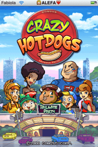 Crazy Hotdogs 1.0 - Crackeado 01