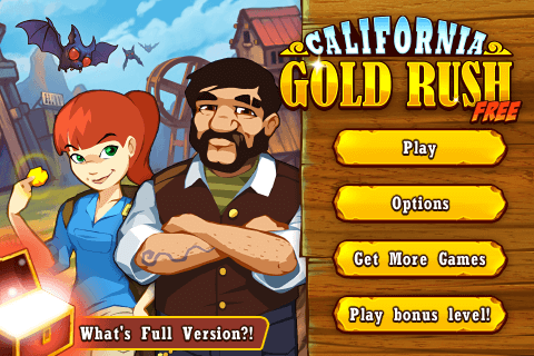 pictures of gold rush california. California Gold Rush 1.0.1-01