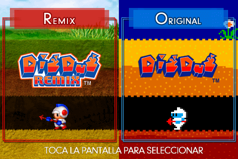 Dig Dug Remix 1.0.0-02