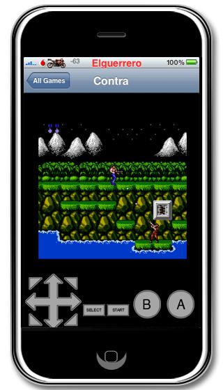 Emulado NES actualizado para el 3.0 1