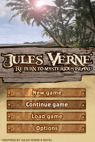 Jules Verne`s Return To Mysterious Island - Crakeado 01