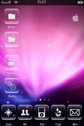 Theme OS X 1.0