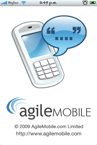 Agile Messenger 1.2 with Push-01