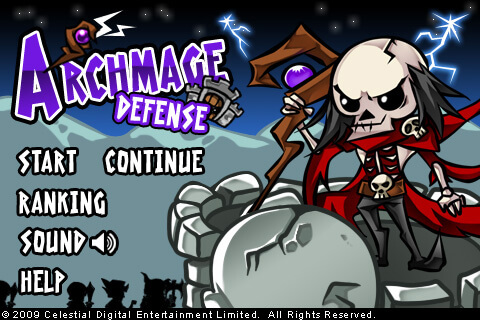 Archmage Defense 1.0-01