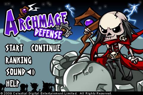 Archmage Defense 1.0-01