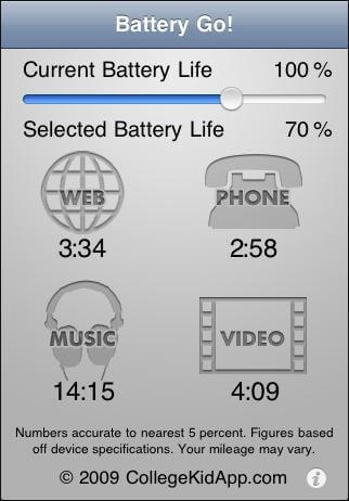 Battery Go! 1.0 .01