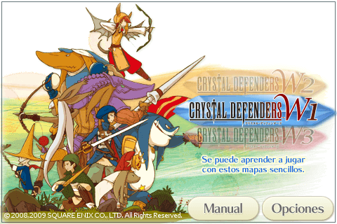 Crystal Defenders 2.0.2-01
