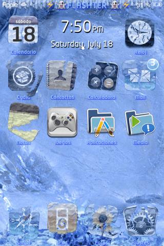 Theme: IcePod 1.0 1
