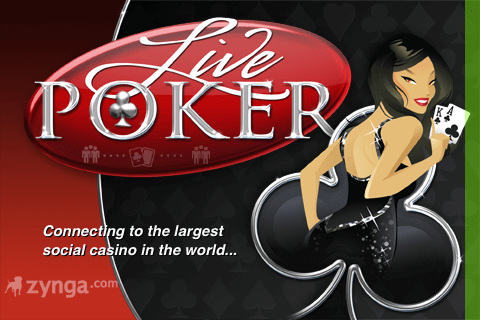 Live Poker Deluxe 1M by Zynga 2.7 1
