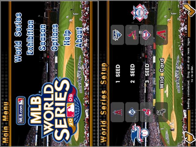 MLB World Series 2009 1.1 1