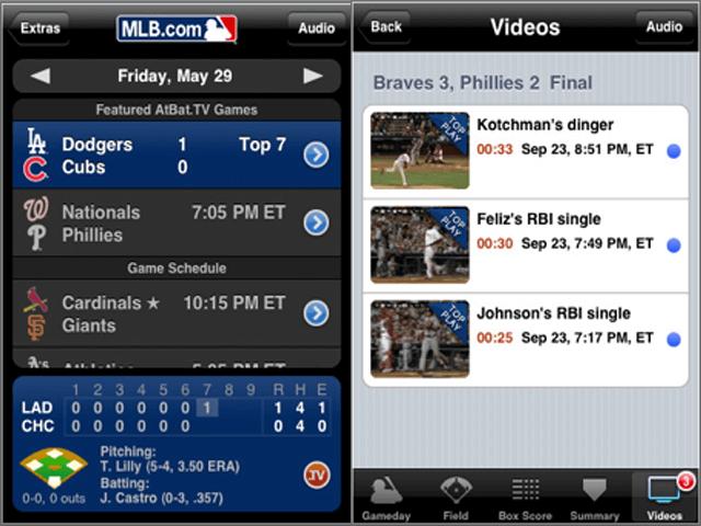 MLB.com At Bat 2009 1.2 1
