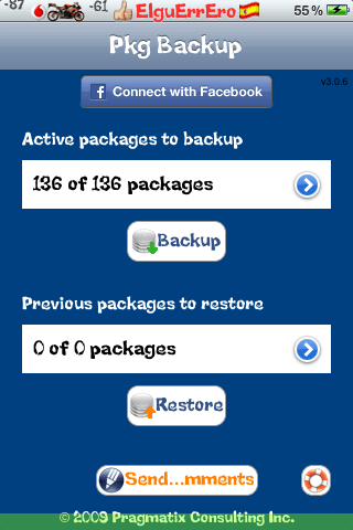 PkgBackup 3.0-01