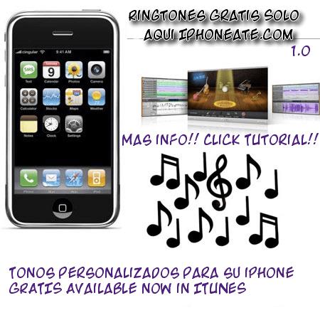 Tonos Iphone 7 Gratis