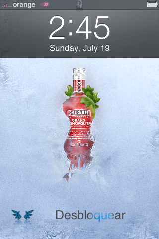 Theme VodkaRed 1.1 2