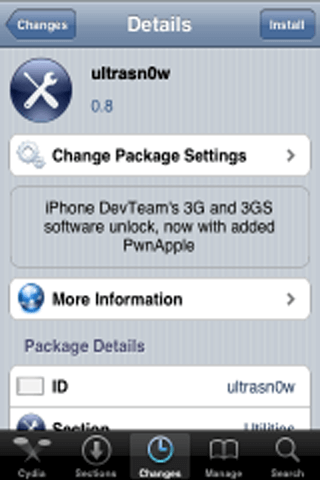 UltraSn0w Actualizado 0.8