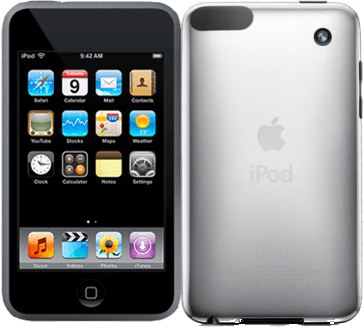 Jailbreak ipod touch 3g Mc 3.1.2