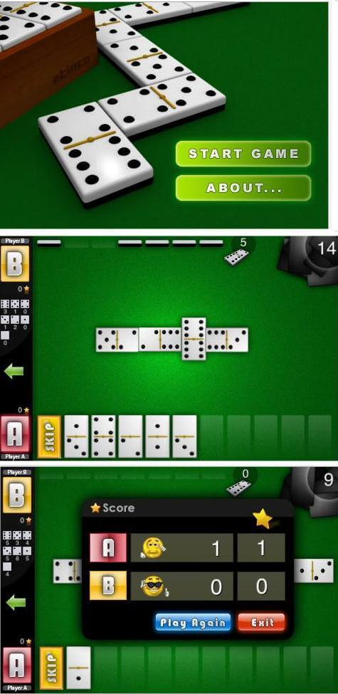 Domino Touch 1.0 1