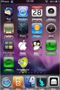 tema itouch 1.0