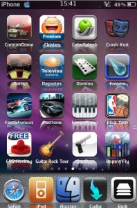 tema itouch 1.0 - 1