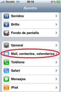 Anadir Calendario Iphone.Como Sincronizar El Calendario Del Iphone Con Google