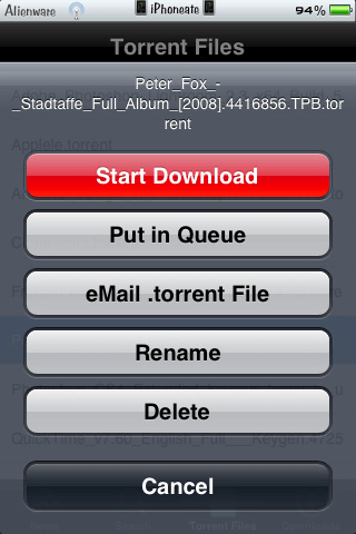 Descargar torrents en tu Iphone & iPod Touch con Torrentula-03