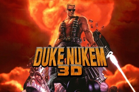 Duke Nukem 3D 1.0-01