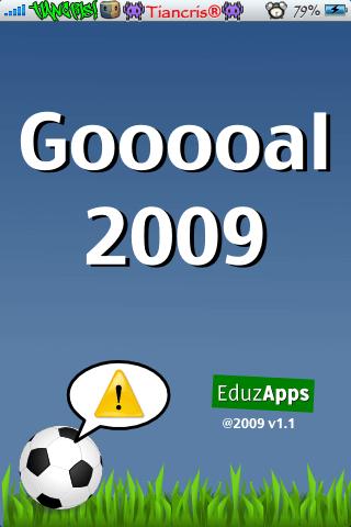 Gooooal 2009  1.1-01