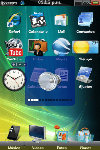iphoners Vista Theme 1.0 - 2