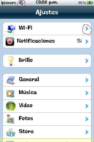 iphoners Vista Theme 1.0 - 4