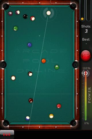 Arcade Pool1.2-1