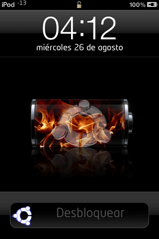 imagen de la bateria