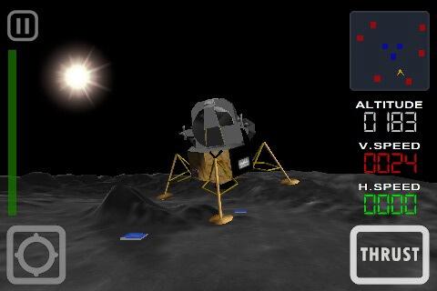 Lunar Module 3D 1.0-01