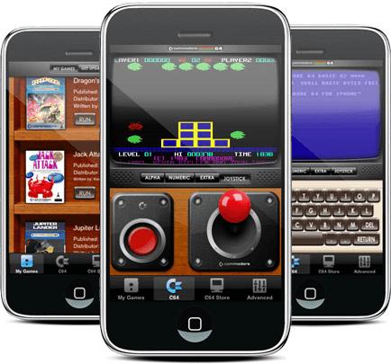 Reconsidera Apple rechaza aplicaciones iPhone, el emulador de C64 en el camino