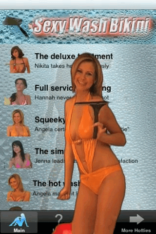 Sexy Wash Video Bikini & Lingerie1.1-03