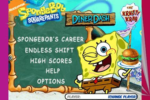 Sponge Bob Dinner Dash 1.0-01