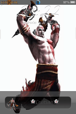 Theme God of War 3.0