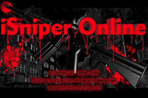 iSniper Online 1.0-01