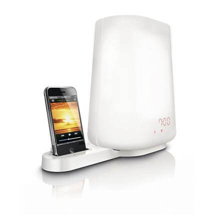 Philips lanza despertador luminoso para el iPhone/iPod Touch