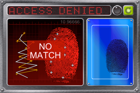 Fingerprint Scanner 1.6-02