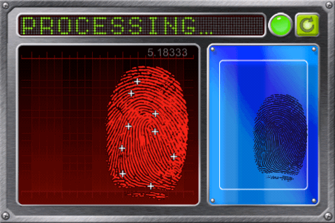 Fingerprint Scanner 1.6-03