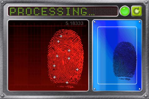 Fingerprint Scanner 1.6-03