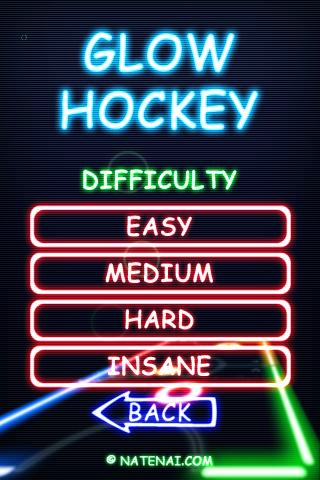 Glow Hockey 2-3