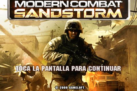 Moderm Combat SandStorm 1.07-01