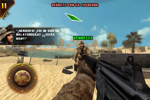 Moderm Combat SandStorm 1.07-06