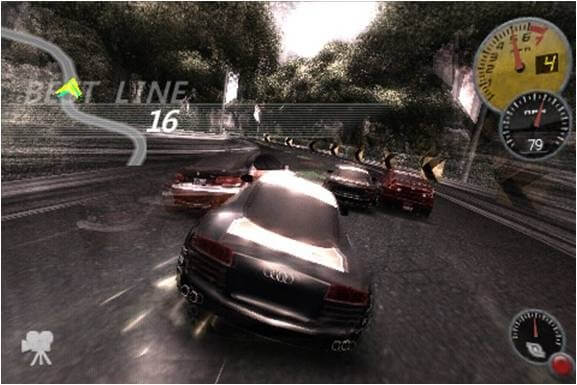 Need for Speed Shift, para iPhone & iPod Touch1