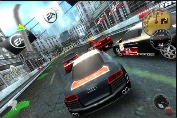 Need for Speed Shift, para iPhone & iPod Touch2