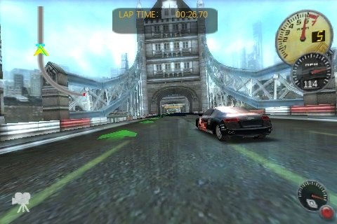 Need for Speed Shift, para iPhone & iPod Touch4