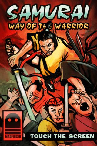Samurai Way Of The Warriors 1.0-01